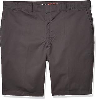 Dickies Men's Tall 13 Inch Flex Flat Front Active Waist Short Big
