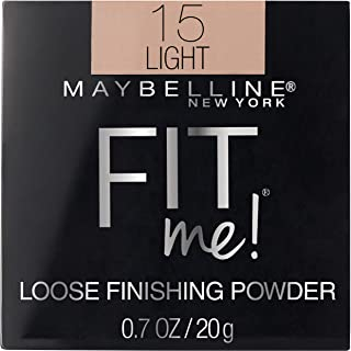Maybelline Fit Me Loose Finishing Powder - Light 15,4.5g