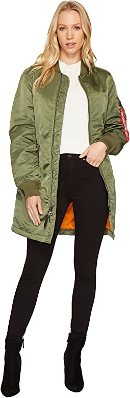 Alpha Industries MA-1 Long Jacket