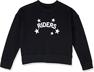 Riders by Lee Kids The Crop Sweat Shine Bright