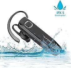 Best bluetooth headset waterproof Reviews