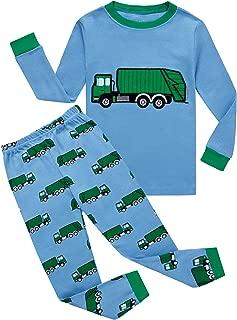 KikizYe Pajamas Boys Pjs Kids Sleepwears