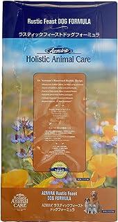 Azmira Holistic Animal Care Premium Natural Dog Food: Rustic Feast Turkey Formula - 15lbs.