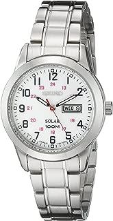 Women's SUT167 Solar Stainless Steel Bracelet Watch