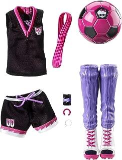 Monster High School Spirit Scream Uniforms Clawdeen Wolf Doll