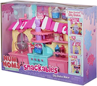 Num Noms Snackables Silly Shakes Maker Playset, Multicolor