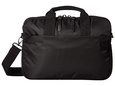 Incase 13 Compass Brief w/ Flight Nylon (Black) Briefcase Bags