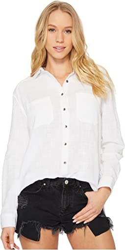 Billabong - Easy Moves Woven Top