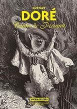 Gustave Doré : Contes de Perrault, 22 planches détachables en noir et blanc (Livres-posters)