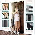 Homitt Magnetic Screen Door Mesh Curtain