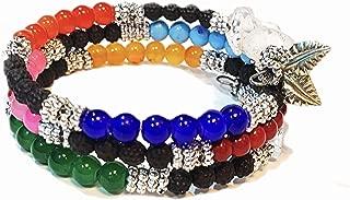 calming crystal bracelets