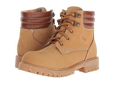 Old West Kids Boots City (Little Kid/Big Kid) (Tan) Boys Shoes