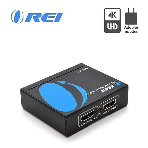 Two Into One HDMI Splitter: Amazon com