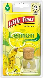 Little Trees Air Freshener Bottle - Lemon Fragrance LTB004 for Car Home - 1 Unit