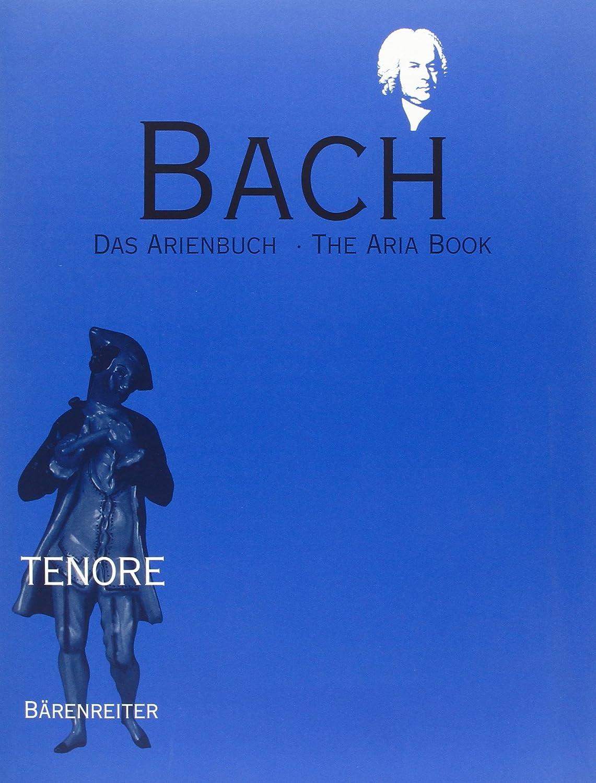 Arias (Das Arienbuch) --- Chant (Ténor)/Piano