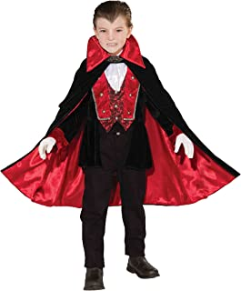 Forum Novelties Victorian Vampire Child's Costume, Small
