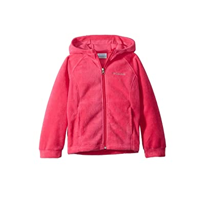 Columbia Kids Bentontm II Hoodie (Little Kids/Big Kids) (Cactus Pink) Girl