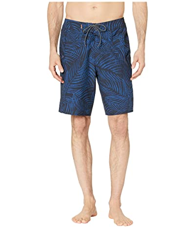 Quiksilver Waterman Paddler Print Boardshorts 20 (Black) Men