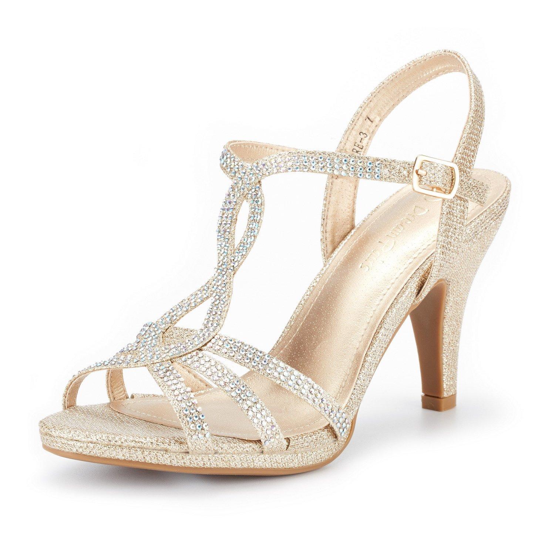 DREAM PAIRS Amore_3 Glitter Stilettos