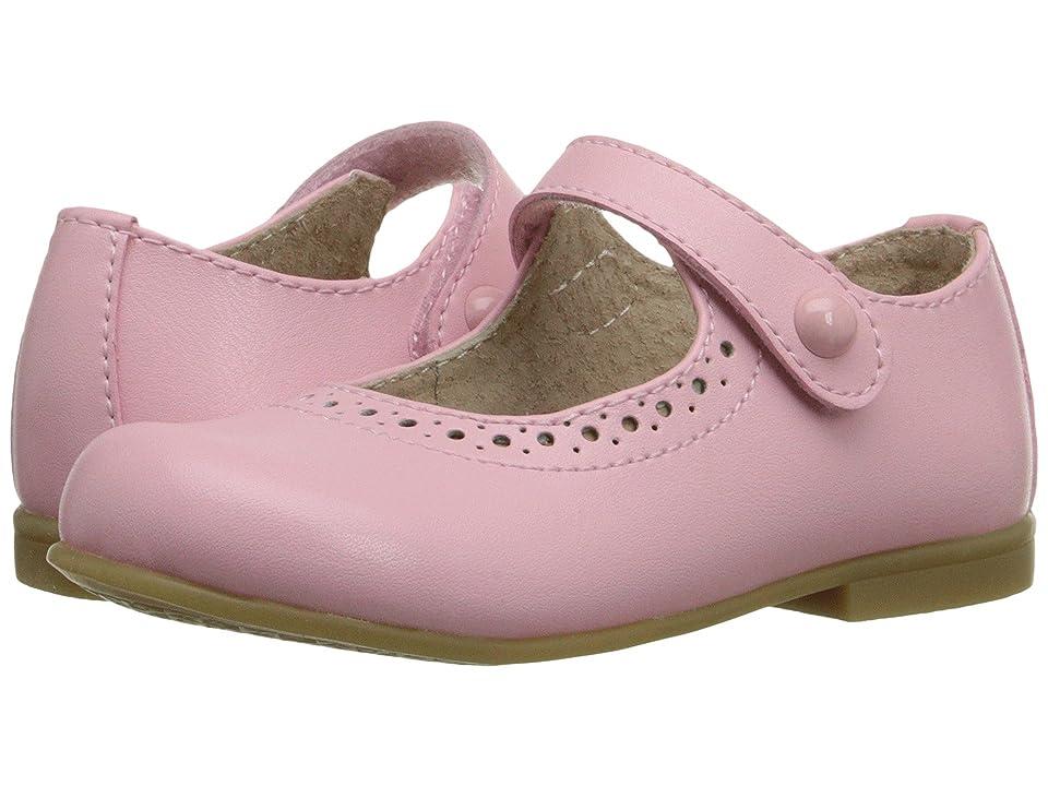 FootMates Emma (Toddler/Little Kid) (Pink) Girls Shoes