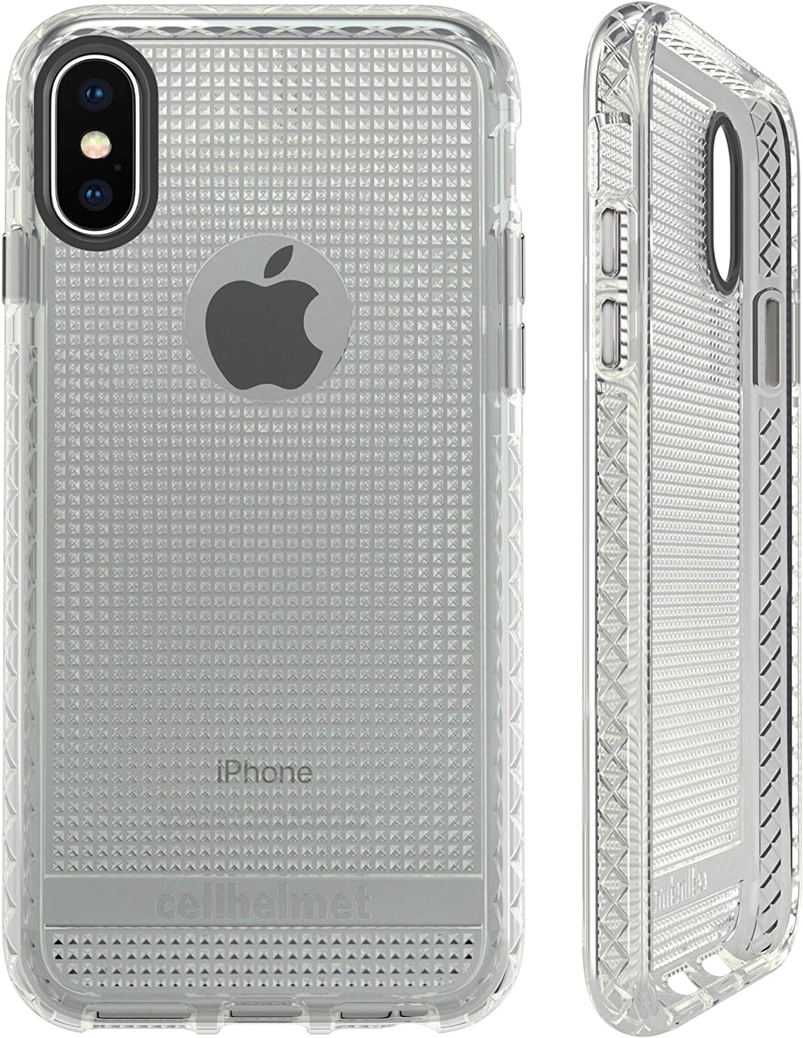 OFFicial store cellhelmet New products world's highest quality popular Altitude X Series Clear iPhone Phone Case Apple for