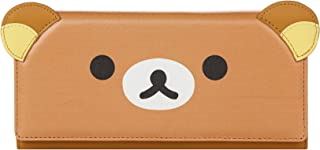 by San-X Rilakkuma Face Long Wallet Authentic Licensed Product