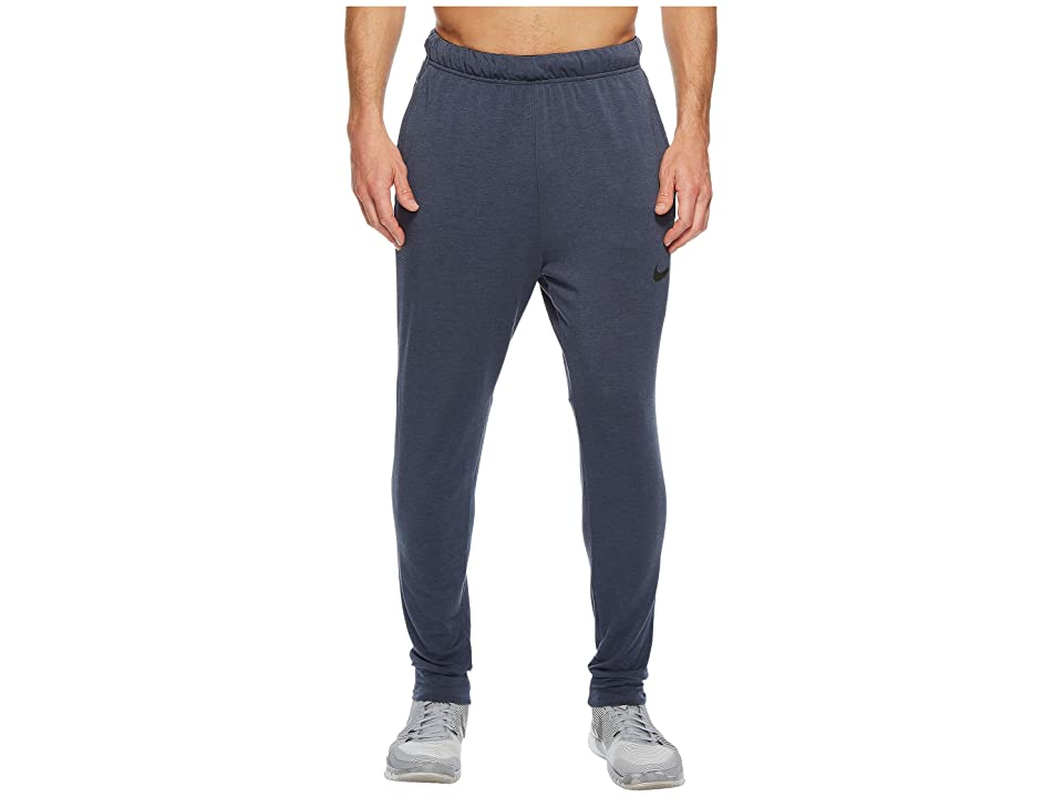 Nike Dry Training Pant (Thunder Blue/Black/Light Carbon/Black) Men