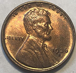 Best 1936 wheat cent Reviews