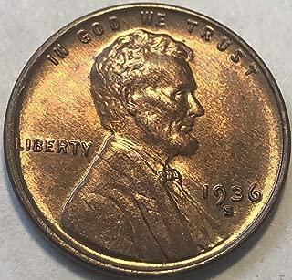 Best 1936 wheat cent Reviews