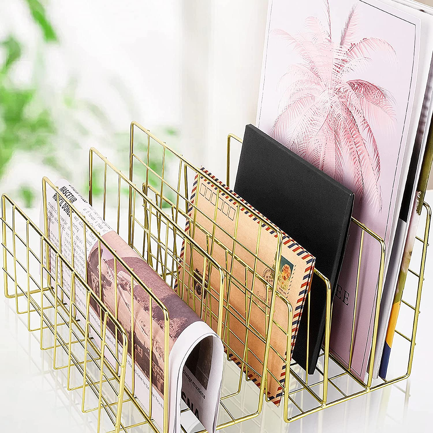 Mail Organizer and Key Holder Purchase Wall 6 with Over item handling ☆ for