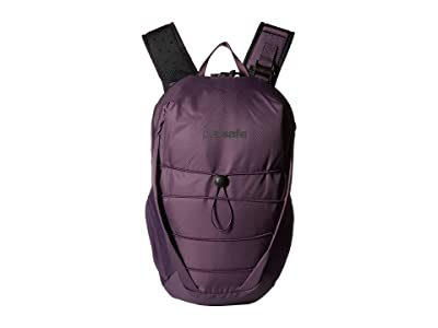 Pacsafe Venturesafe X12 Anti-Theft 12L Backpack (Plum) Backpack Bags