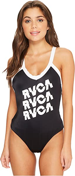 RVCA Real Talk One-Piece
