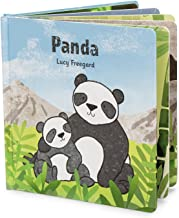 jellycat panda book