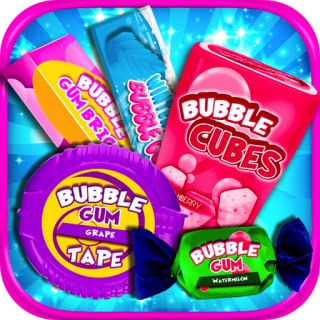 Chewing Gum Maker 2 - Kids Dessert Food Maker Games & Cooking Games FREE