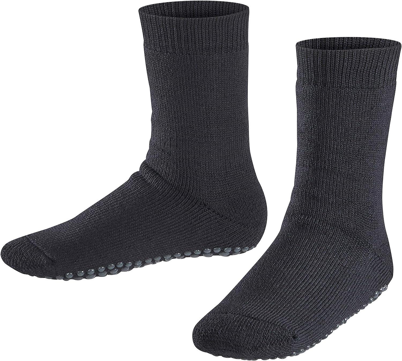 Falke Boys' 1 Pair wholesale Catspads Purchase Socks 13-3 Black Slipper