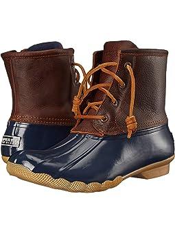 Womens sperry topsider duck boots +