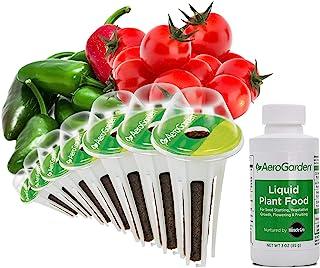 AeroGarden Salsa Garden Seed Pod Kit, 7