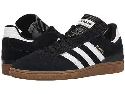 adidas Skateboarding Busenitz Pro (Black/White/Metallic Gold) Men