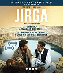 JIRGA arrives on Blu-ray and DVD October 29th from MVD Entertainment