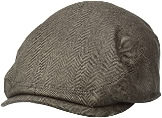 Stetson Men's Cashmere Blend Ivy Cap with Silk Lining