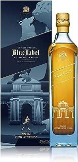 Johnnie Walker Blue Label Whisky Edición Limitada Madrid - 700 ml
