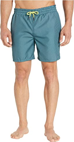 Swim Mens Chino Elastic Shorts Mr