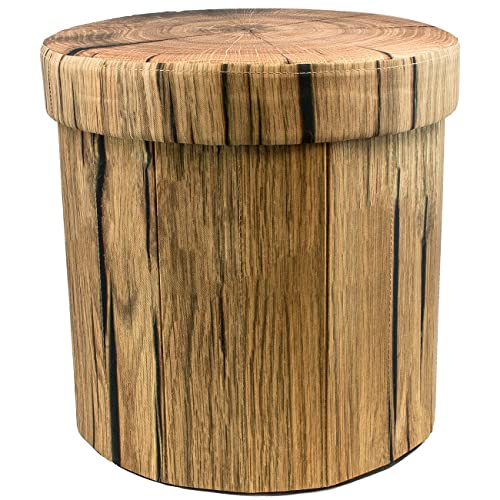 Tremendous Tree Stump Stool Amazon Com Camellatalisay Diy Chair Ideas Camellatalisaycom