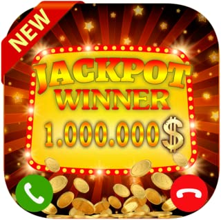 CASINO Jackpot Lottery WINNER Instant LIVE Fake Call ID PRO PRANK
