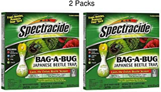 Spectracide Bag-A-Bug Japanese Beetle Trap (Pack of 2)