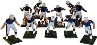 Electric Football 11 Regular Size Men in Grey Blue Home Uniform