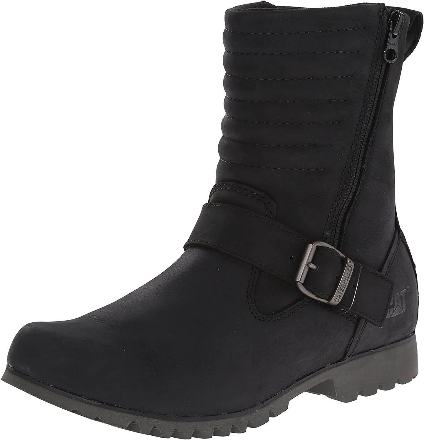 CAT Footwear Caterpillar Women's Darcy Waterproof Motorcycle Boot