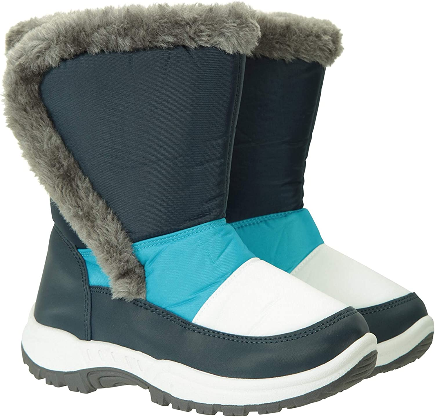 Mountain Warehouse Max 40% OFF Caribou Kids Snow - Girls Winter Boots Boys Free shipping / New