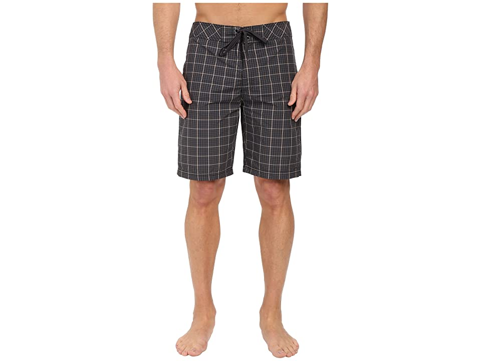 Prana El Porto Short (Grey) Men