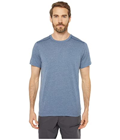 The North Face Day Three T-Shirt (Shady Blue Heather) Men